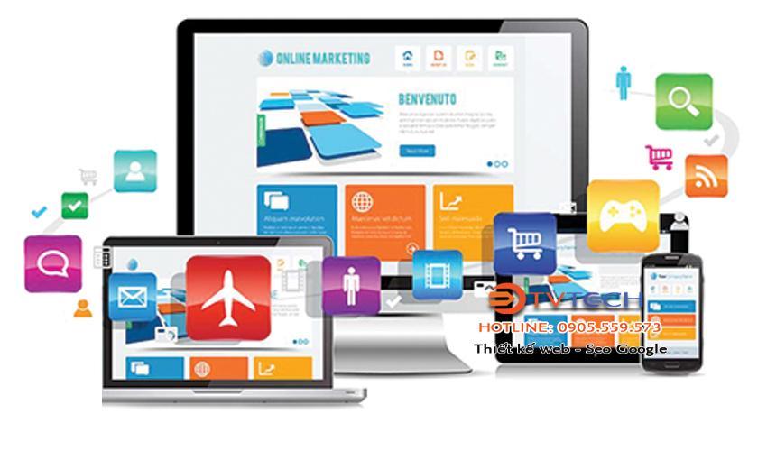 Thiết kế website công ty-doanh nghiệp