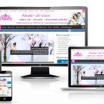 Thiết kế website ảnh viện