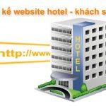Thiết kế website nhà hàng, khách sạn