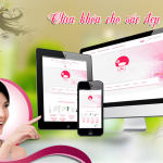 Website spa lam dep