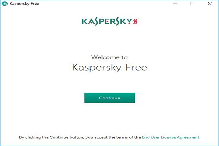 Phần mềm diệt virut miễn phí Kaspersky