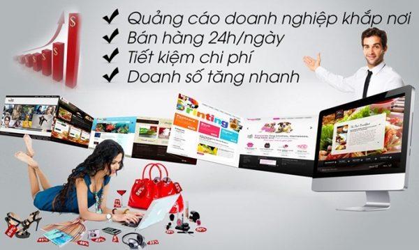 Thiết kế website bán hàng Đà Nẵng