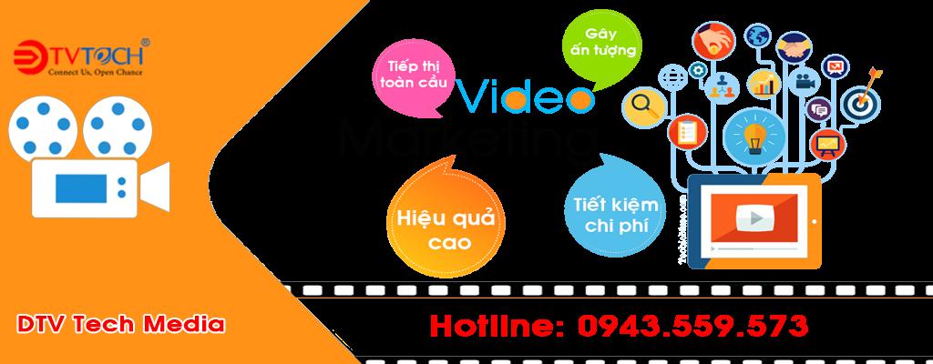 Quay phim TVC marketing