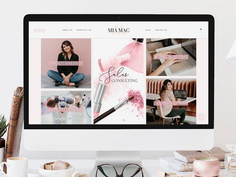 Thiết kế web spa Đà Nẵng