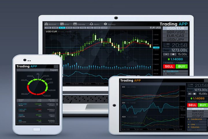 Thiết kế web trading coin tiền ảo